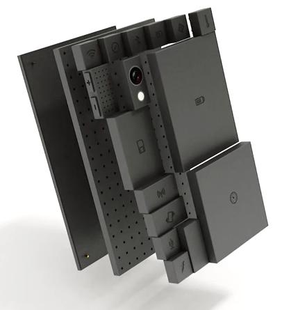 phonebloks - Phonebloks : le futur du smartphone ?