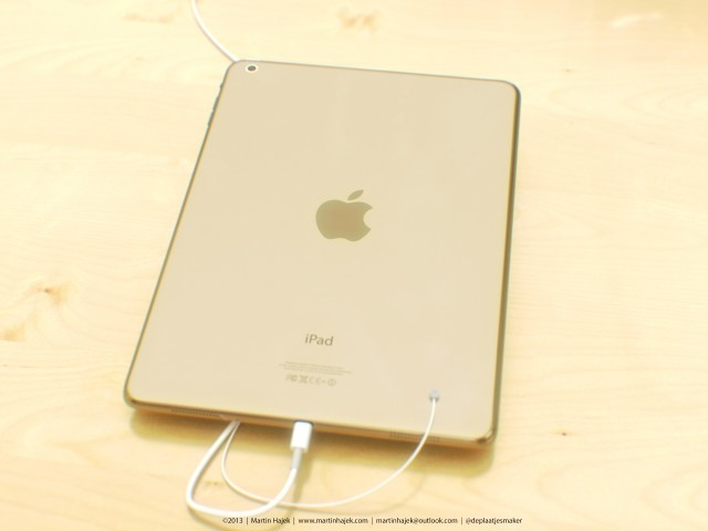 ipad 5 concept apple store 2 - iPad 5 : concept en Apple Store par Martin Hajek