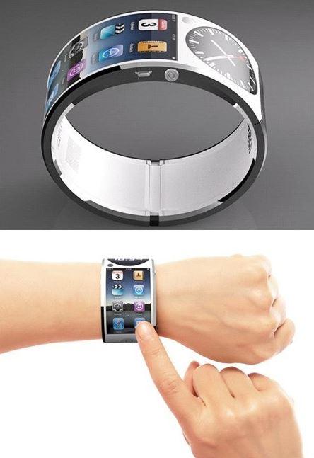 iwatch flexible - iWatch : un écran flexible pour la smartwatch d'Apple ?