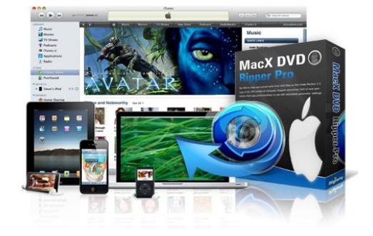 MacXDVD Ripper Pro