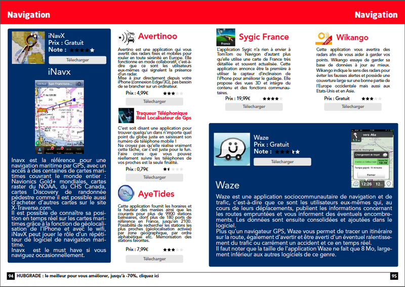 500 meilleures applications iphone extrait 2 - Ebook : les 500 meilleures applications iPhone