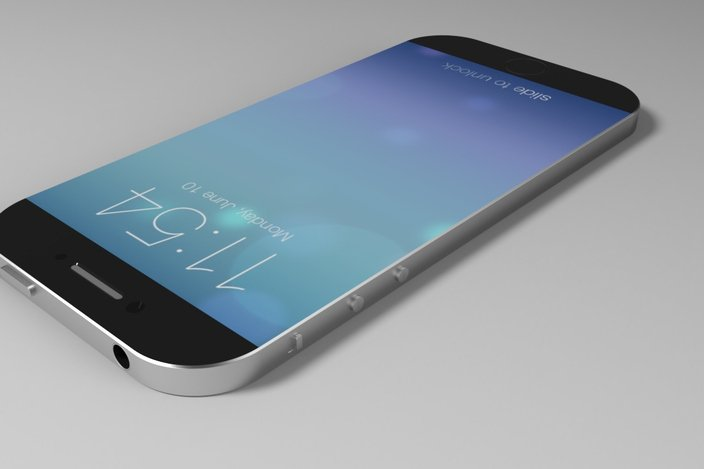 iphone 6 noir concept ultrafin - iPhone 6 : nouveau concept ultrafin
