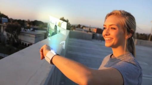 iwatch hologramme - iWatch : des tailles d'écran différentes selon les sexes ?