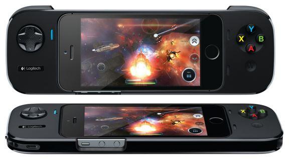 logitech powershell - PowerShell : la manette iPhone de Logitech à 99€