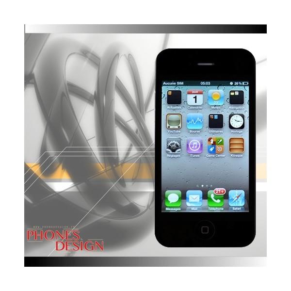 phonesdesign ecran super premium - Phonesdesign : réparation d'écrans iPhone 4 & 4S