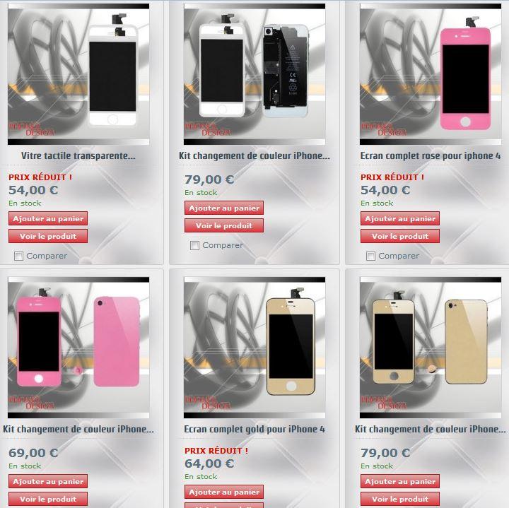 phonesdesign reparation iphoneJPG - Phonesdesign : réparation d'écrans iPhone 4 & 4S