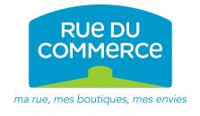 Rue du Commerce nouveau logo