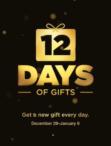 Les 12 jours de cadeaux d Apple