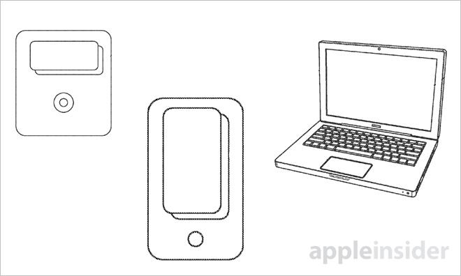 apple brevet ecran incurve - Apple : nouveau brevet lié à la technologie d'écran incurvé