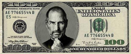 apple steeve jobs dollars - Apple : principaux rachats d'entreprises en 2013