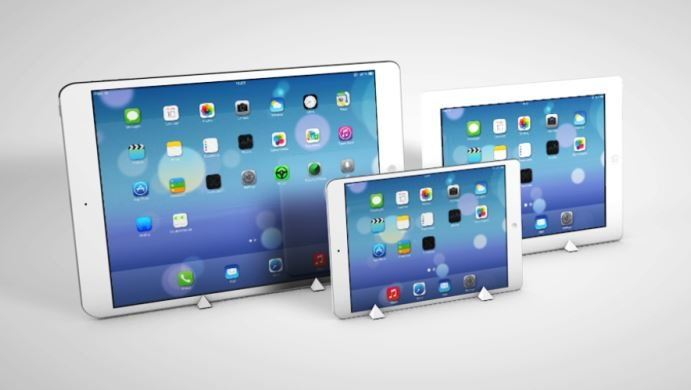 ipad pro concept - iPad Pro : production retardée à cause de l'iPhone 6 Plus ?