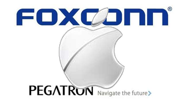 Pegatron-Foxconn-Apple