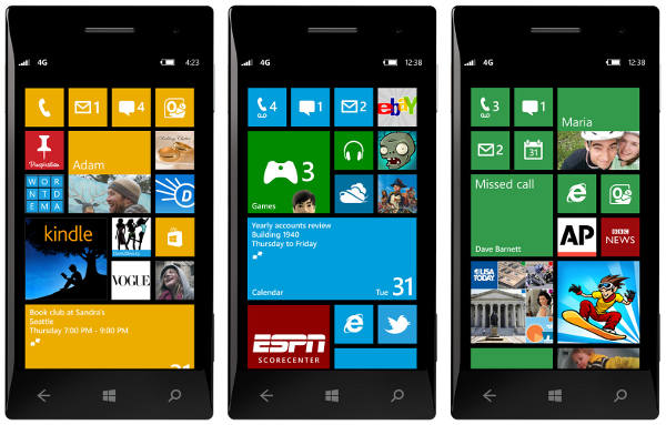 Windows Phone - Q3 2013 : l'iPhone devancé par Windows Phone dans 24 pays
