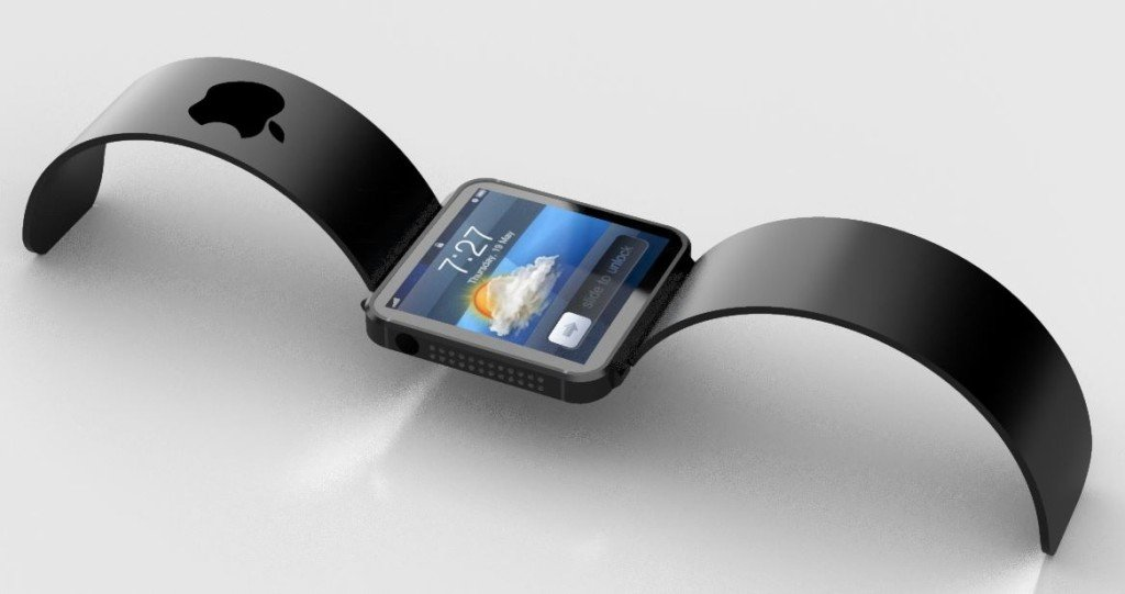 iWatch concept Apple 1024x541 - Apple : le point sur l'iPhone 6, l'iWatch, et l'iPad Air 2