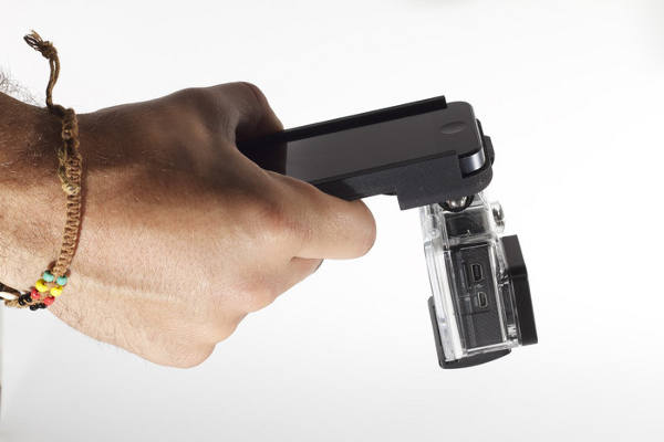 GoPhone - GoPhone : une coque GoPro pour iPhone 5/5S