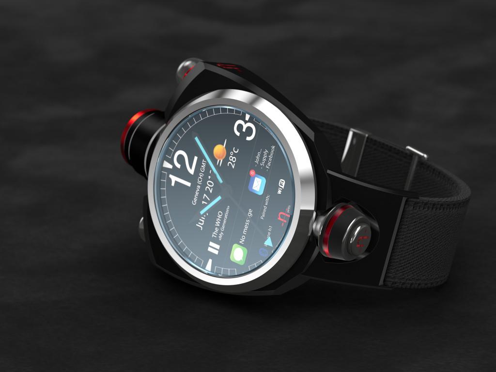 Hyetis Crossbow 1024x768 - Hyetis Crossbow : la smartwatch de luxe à 1200 $