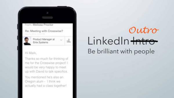 LinkedIn Intro arrete - LinkedIn Intro : arrêt du service le mois prochain