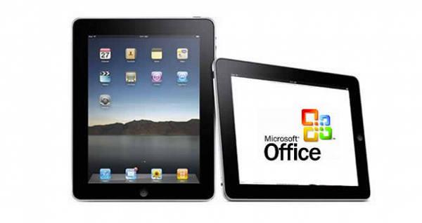 Microsoft-Office-pour-iPad