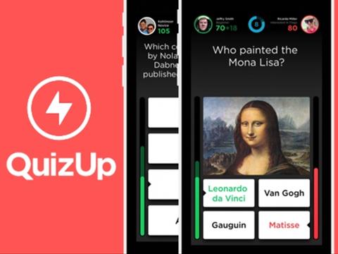 Quiz Up - Les meilleurs jeux multijoueur pour iOS