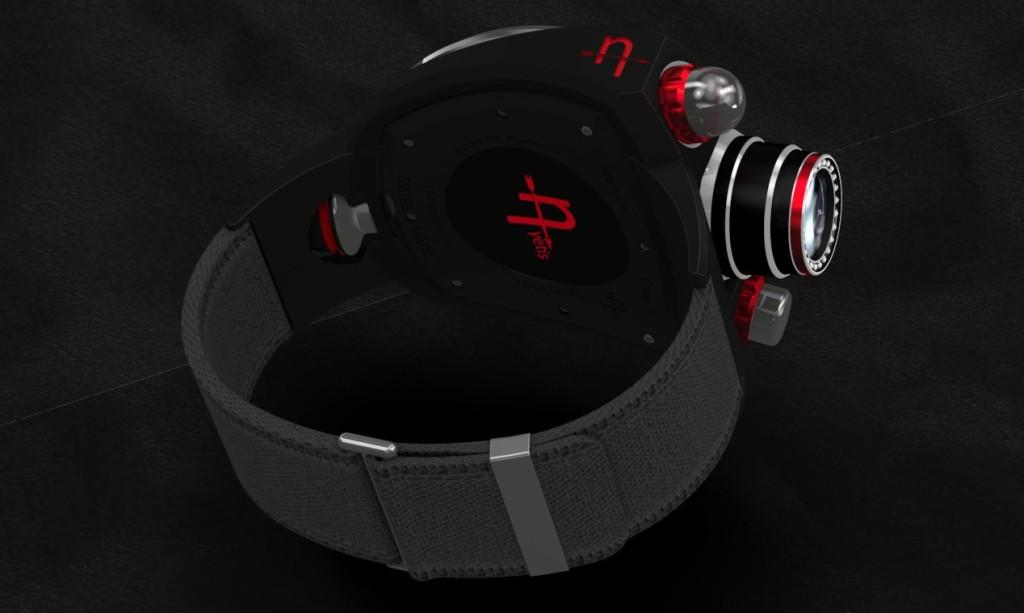 Smartwatch Crossbow 1024x613 - Hyetis Crossbow : la smartwatch de luxe à 1200 $