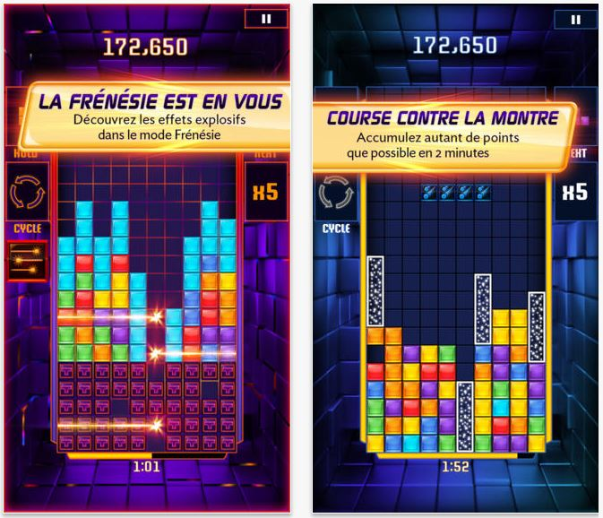 Tetris-iPhone