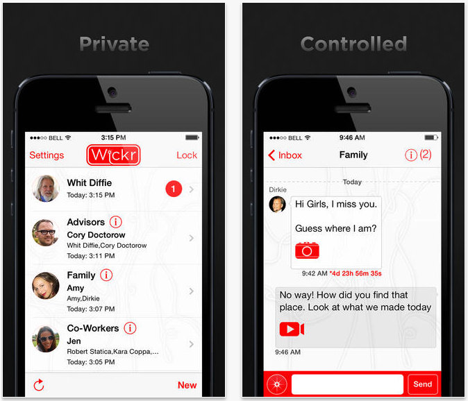 Wickr-iOS