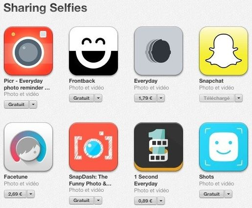 App-Store-Sharing-Selfies