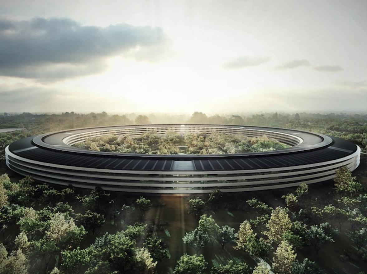 Apple Campus 2 - Apple : de nouveaux détails sur le futur Campus 2