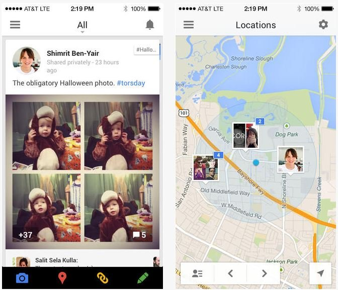 Google plus 4.6.2 - Google+ : épinglage des posts et autres nouveautés