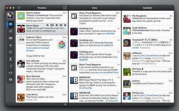 Tweetbot Mac - Tweetbot Mac : grands aperçus d'images et corrections de bugs