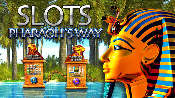 Slots Pharaohs way - Top 5 des jeux de casino gratuits sur iPhone & iPad
