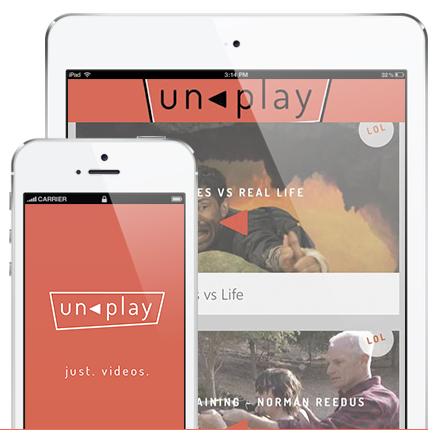 Unplay-iOS
