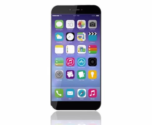 iOS 8 concept shazam healthbook - iOS 8 sur iPhone 6 : concept avec Shazam, Healthbook & CarPlay