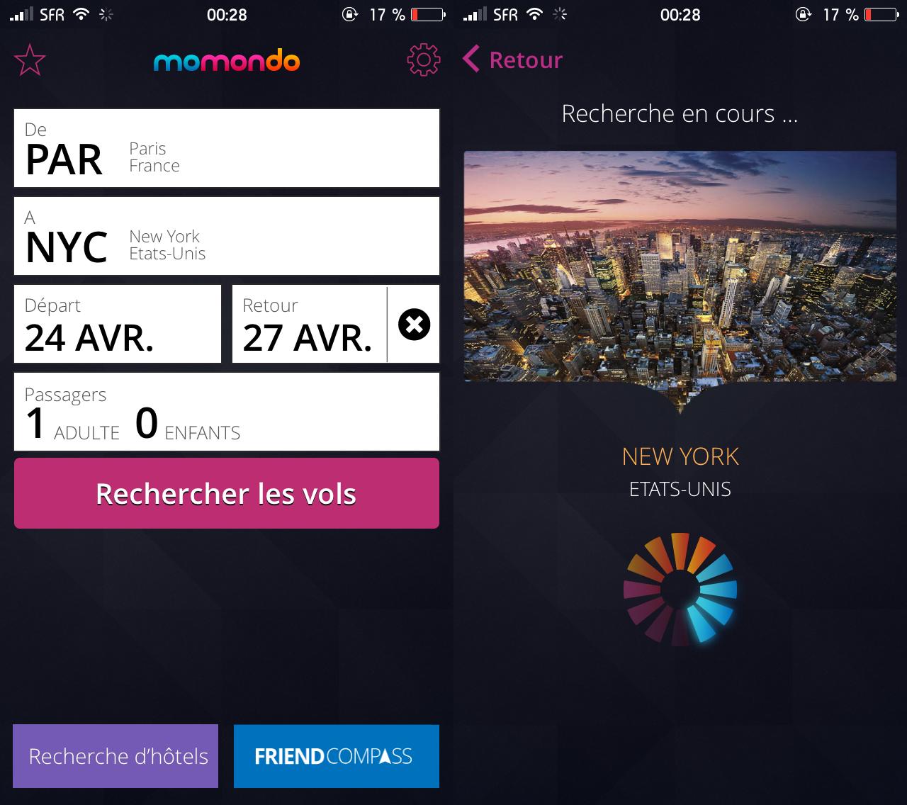 momondo - Momondo : voyages et billets d'avion pas cher