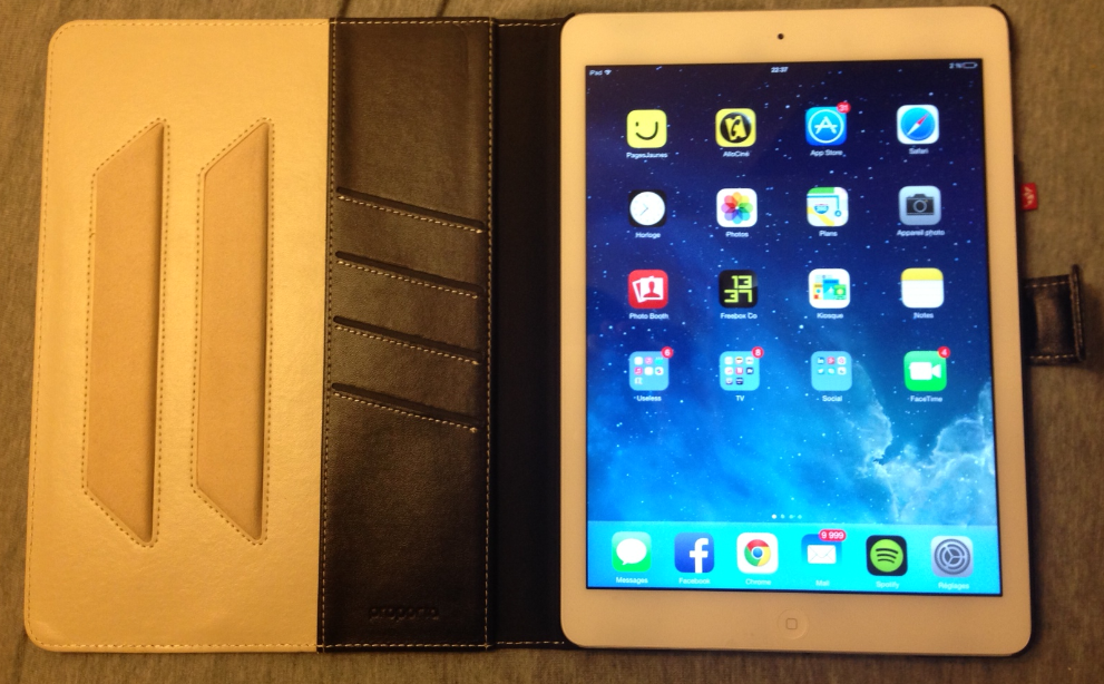 Etui-iPad-Air-Proporta-Simili-Cuir