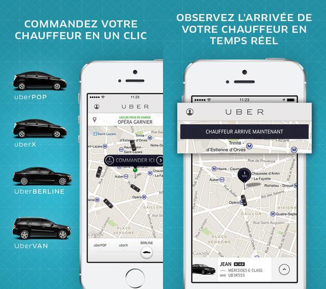 Uber-iOS