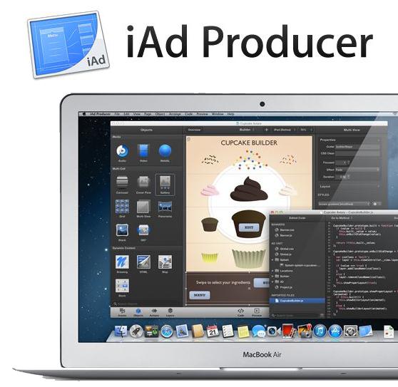 iAd Producer - Apple : iAd Producer 4.2 est disponible