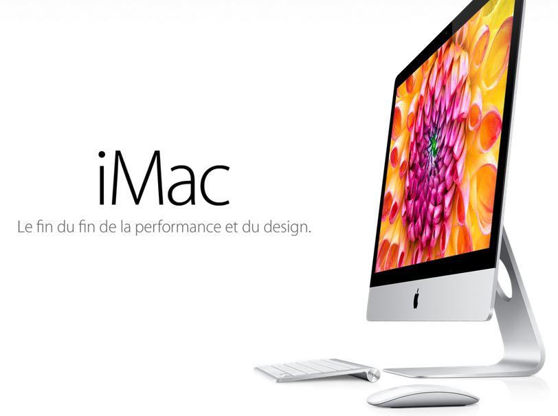 iMac - OS X Yosemite : des références à un iMac Retina découvertes