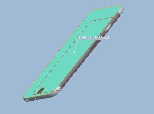 iPhone 6 rendus Foxconn 1 - iPhone 6 : de nouveaux rendus supposés provenir de Foxconn