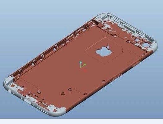 iPhone 6 rendus Foxconn 2 - iPhone 6 : de nouveaux rendus supposés provenir de Foxconn