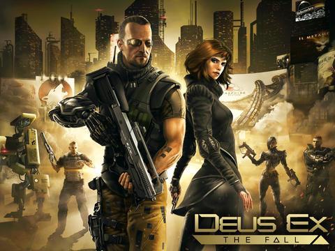 Deux Ex The Fall - Deus Ex : The Fall gratuit un mois sur l'App Store