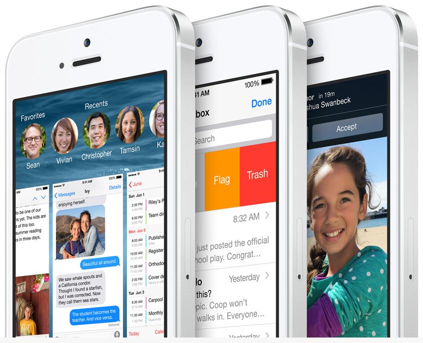 iOS 8 iPhone - iOS 8 : Top 10 des nouvelles fonctionnalités