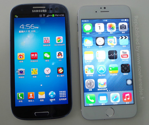 Clone-iPhone-6-vs-Galaxy-S3