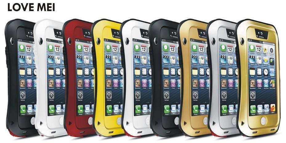 Love MEI Taktik iPhone 5 5s - Test :  Coque Love Mei Taktik pour iPhone 5/5S