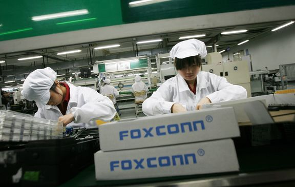 Usine-Foxconn