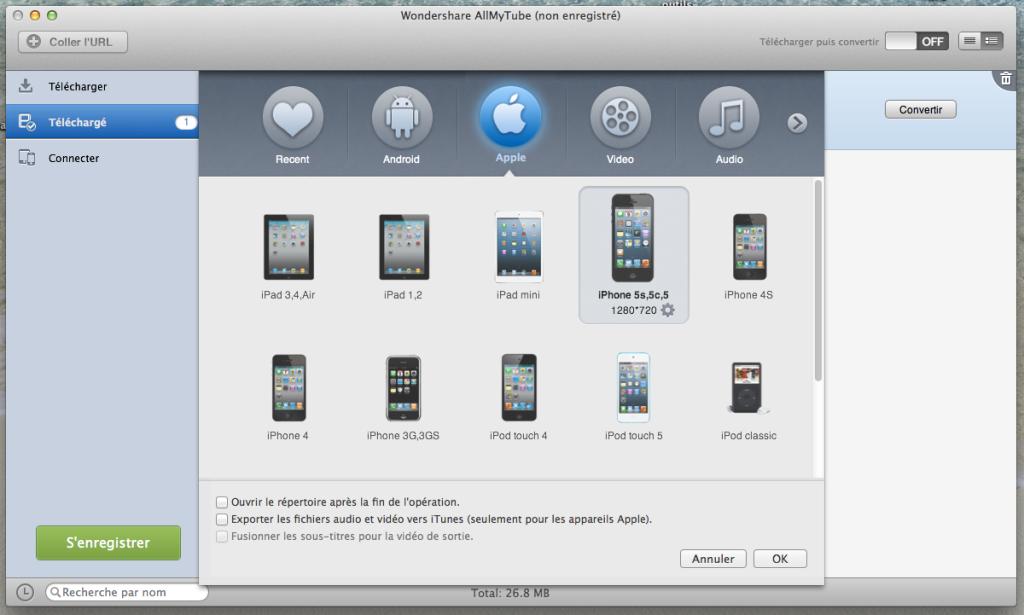 Wondershare Allmytube 3 1024x615 - AllMyTube : télécharger et convertir les vidéos Youtube sur Mac & Windows