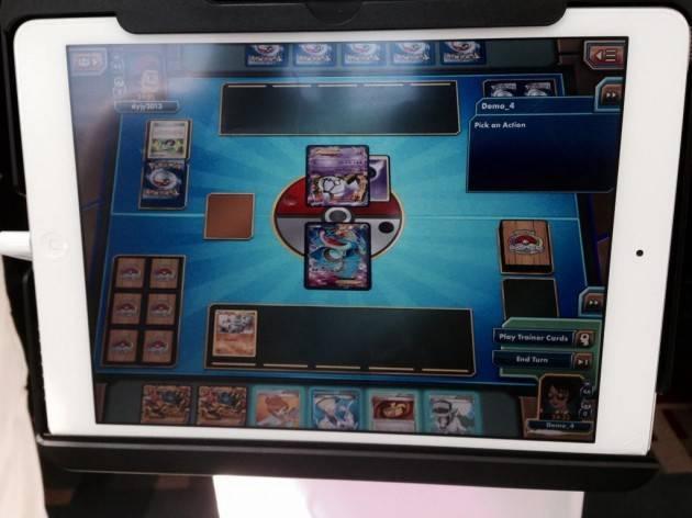 Pokemon iPad Cartes - Pokémon iPad : le jeu de cartes bientôt disponible