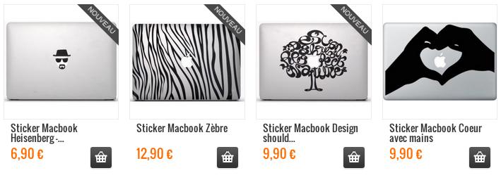 Stickers-MacBook