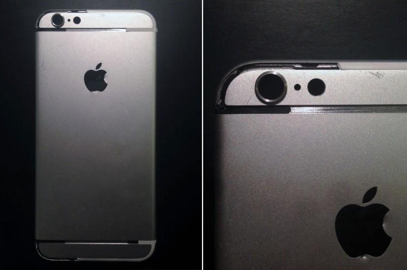 coque iphone6 argent - iPhone 6 : la coque arrière se dévoile dans 2 nouvelles photos