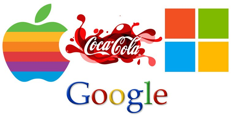 Apple-Coca-Cola-Google-Windows